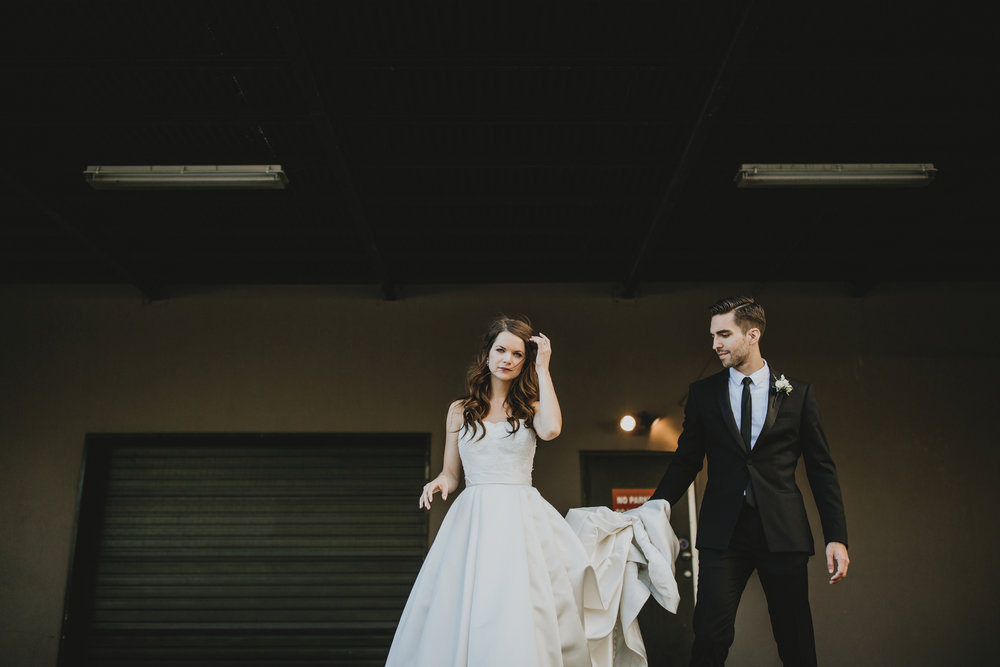 Courtney + Thom - Westside Church