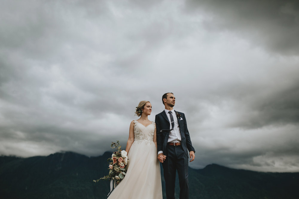 Stephanie + Jon - Fraser River Lodge