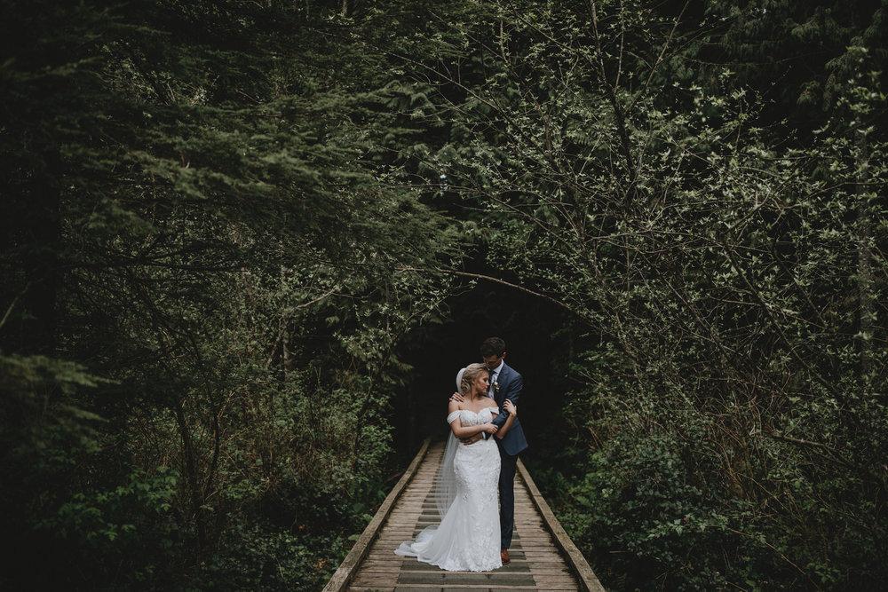 Jessica and Erik - Whonnock Lake