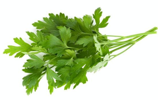 parsley free native