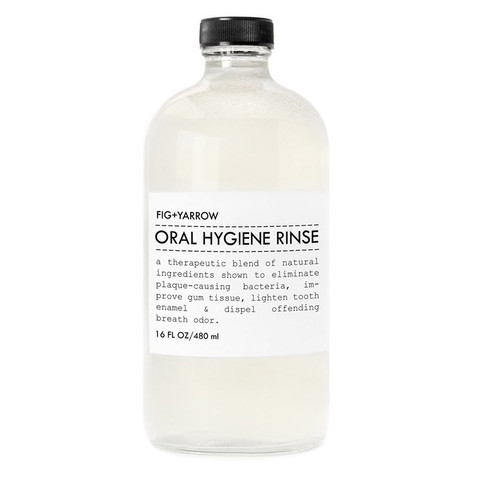 Fig+Yarrow Oral Hygiene Rinse Free and Native Review