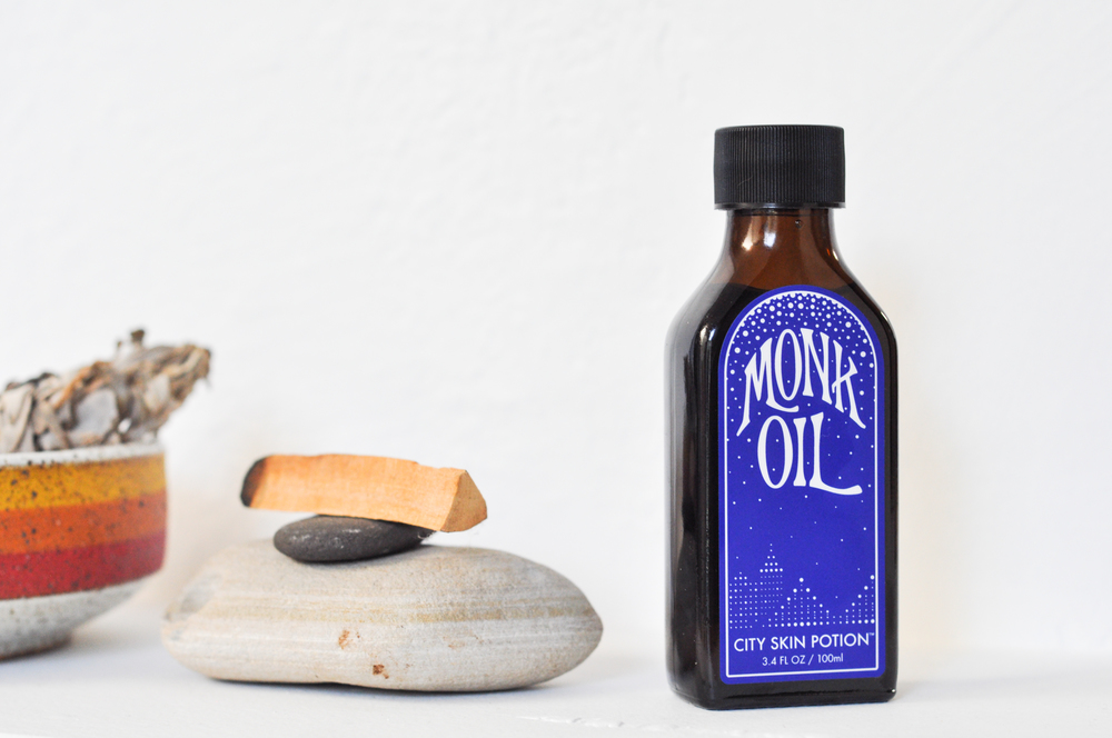 Monk Oil Free and Native
