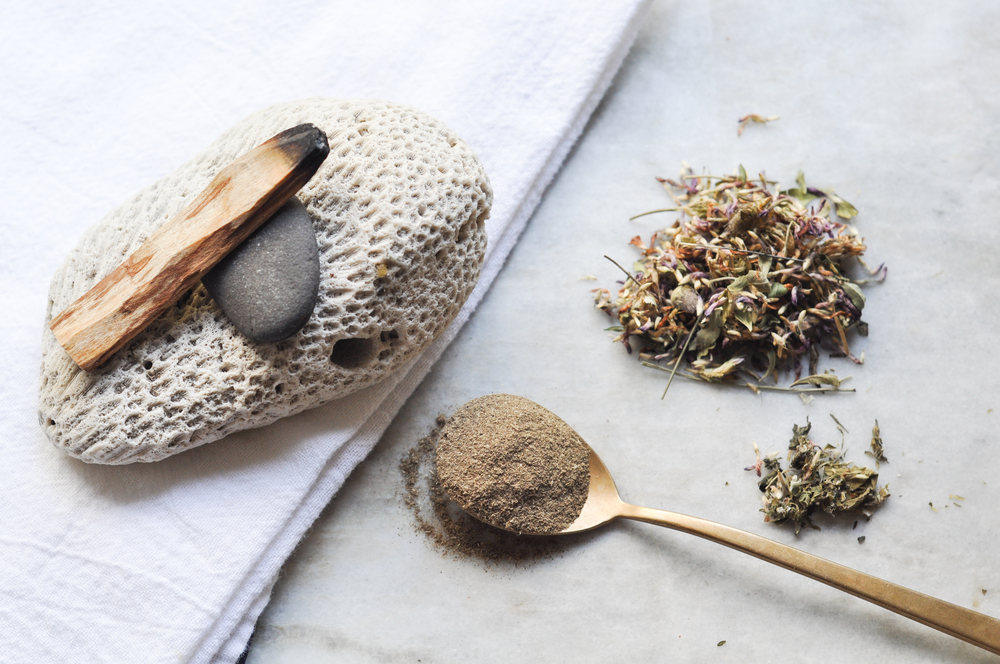 Free and Native The Chalkboard Mag Allergy Tea Infusion