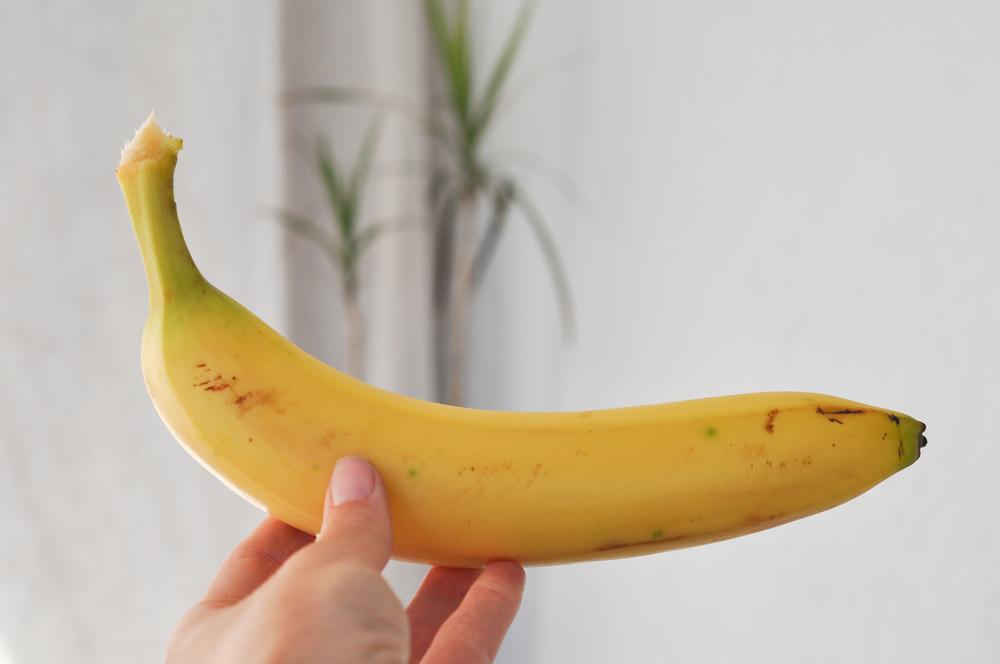 Banana Mosquito Bite