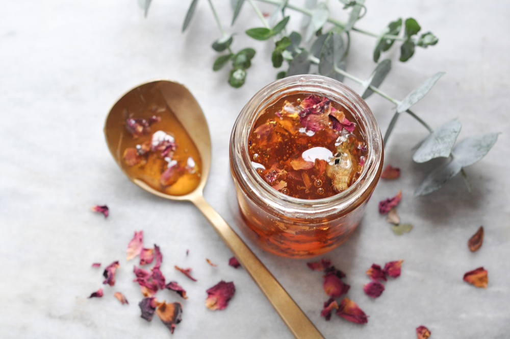 free-and-native-Rose Honey