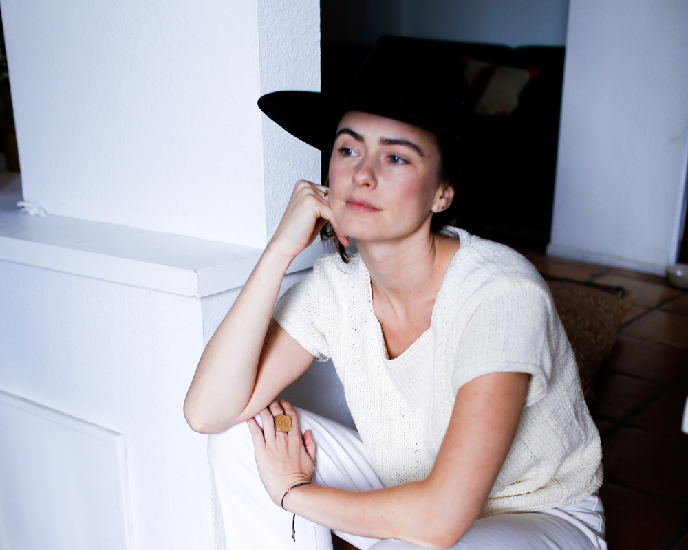 free-and-native-film-hat-white-Lacy Phillips