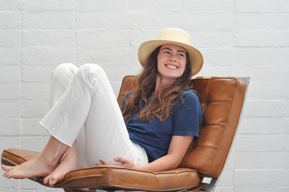 to-be-magnetic-chair-hat-Lacy Phillips