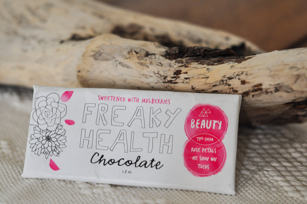 Freaky Health Chocolate