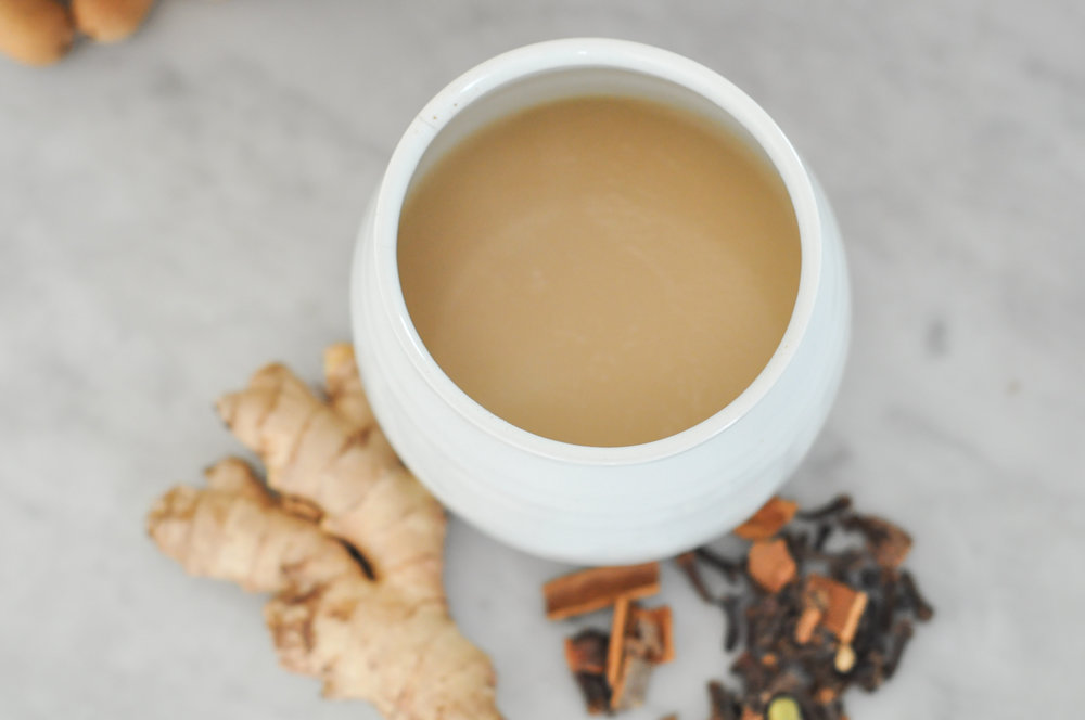 Chai ayurvedic tea
