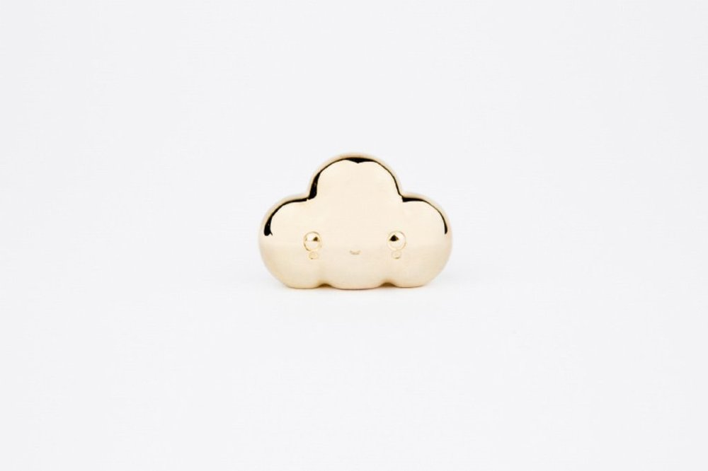 Little Cloud Pocket Amulet