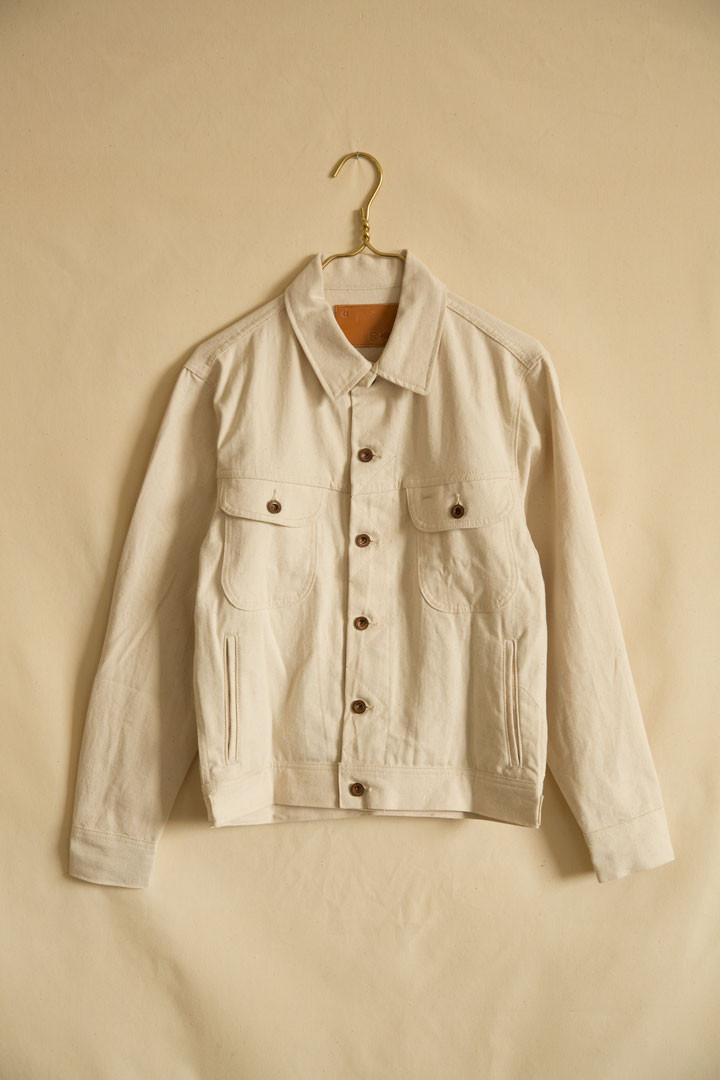 Selvage Jacket
