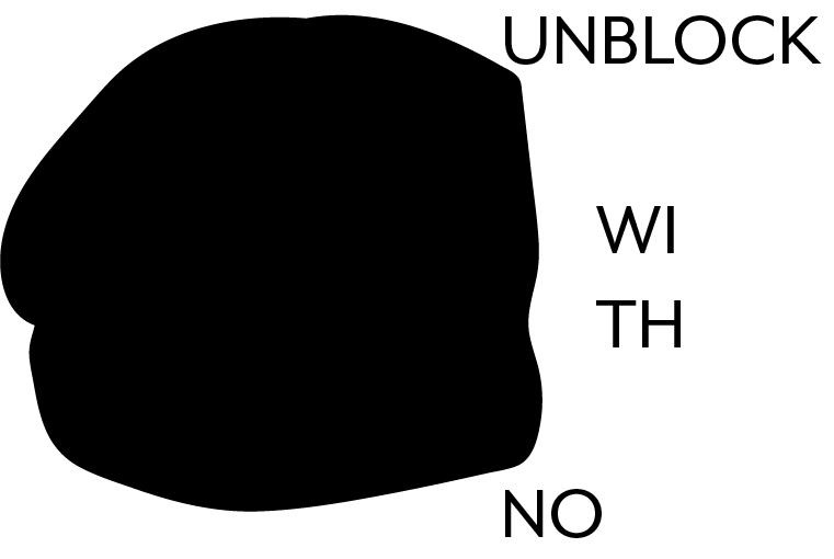 UNBLOCKED - a digital workshop about awareness, perspective, and taking inventory of your worth ego, what you're surrounded by, and tools in order to create situational magnetism for aligning with what you're calling in.