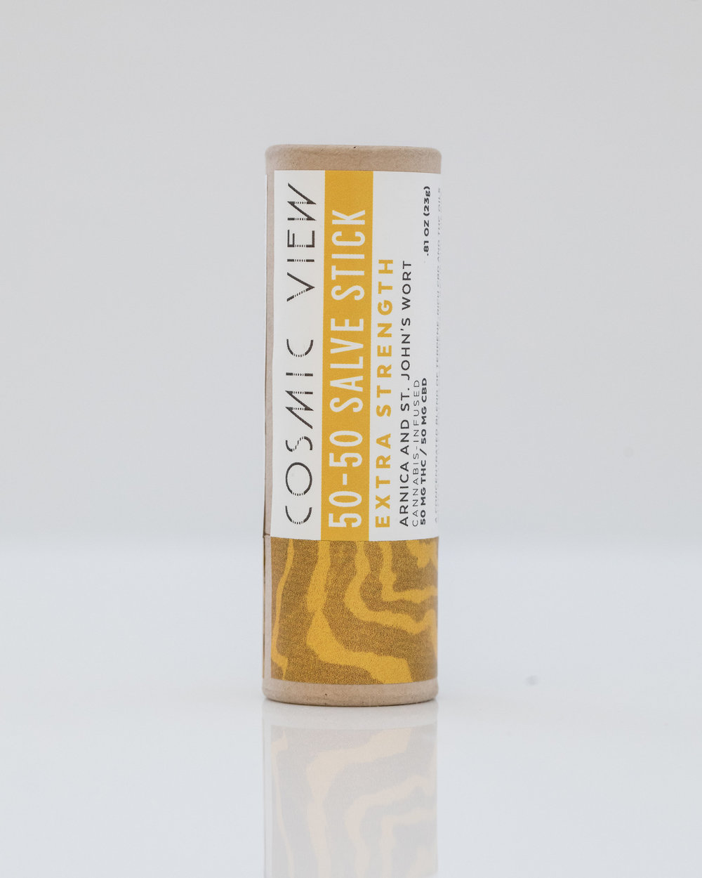 50-50 Salve Stick - .8 oz. Eco-Tube
