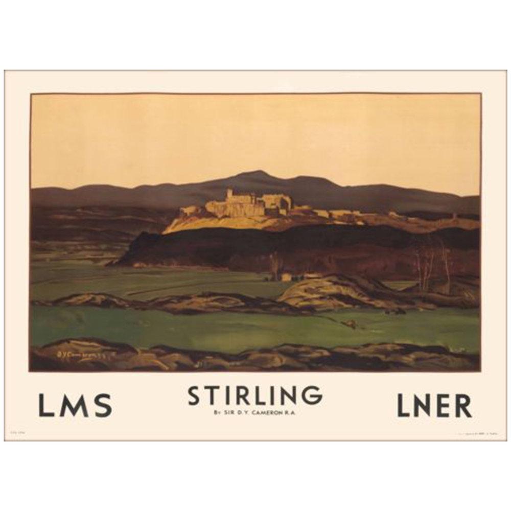 Stirling and Callandar
