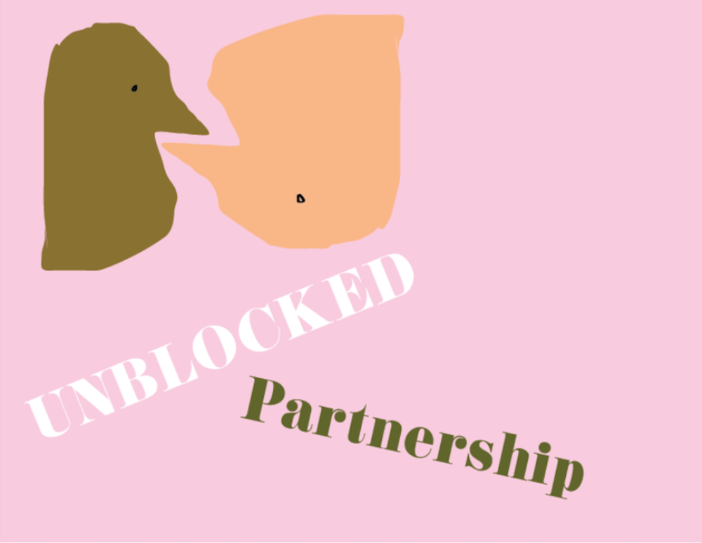 PARTNERSHIP - An eight day digital UNBLOCKED workshop for calling in and connecting with your partner.Starting 2.14.18