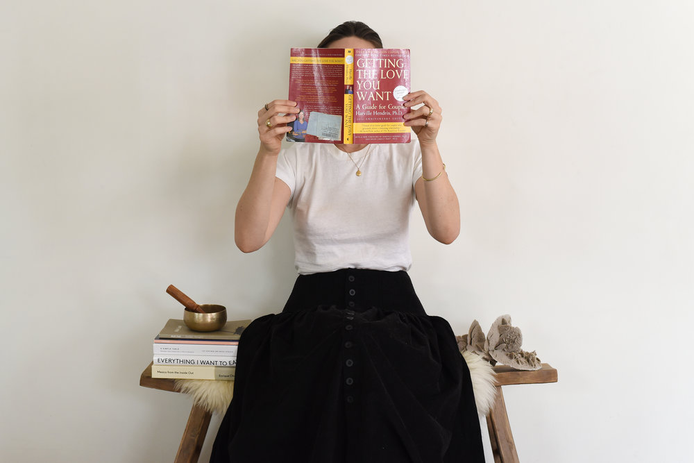 Secret Society Book Review Getting the Love You Want