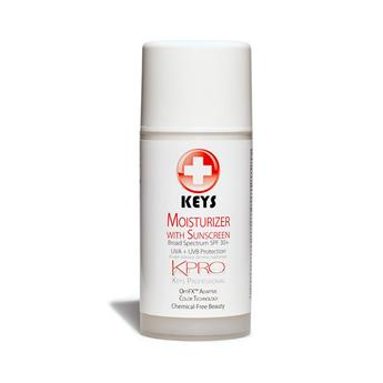 TINTED MOISTURIZER W/ SUNSCREEN
