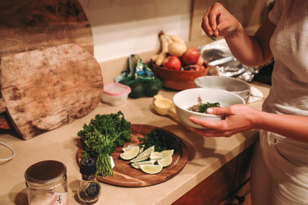 Kitchari recipe - From Julie Bernier of @trueayurveda