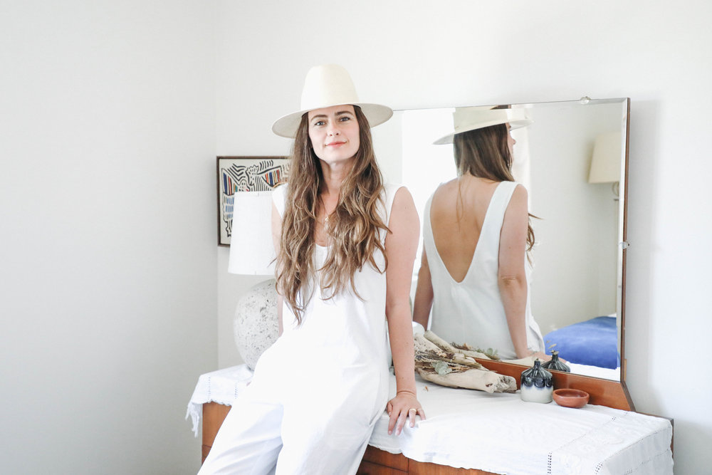 to-be-magnetic-jumpsuit-hat-lacy-phillips