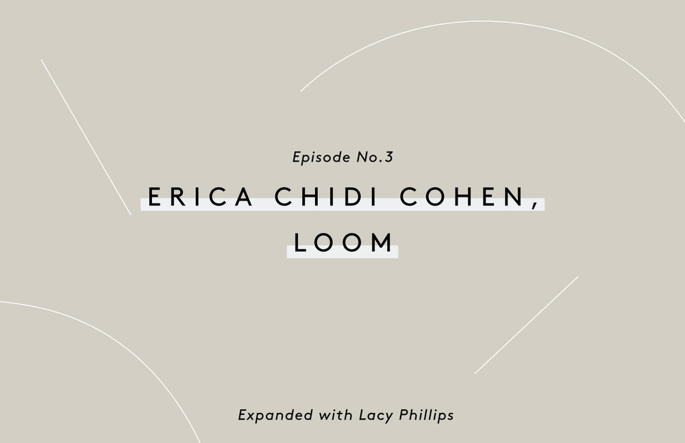 to-be-magnetic-erica-chidi-cohen-loom