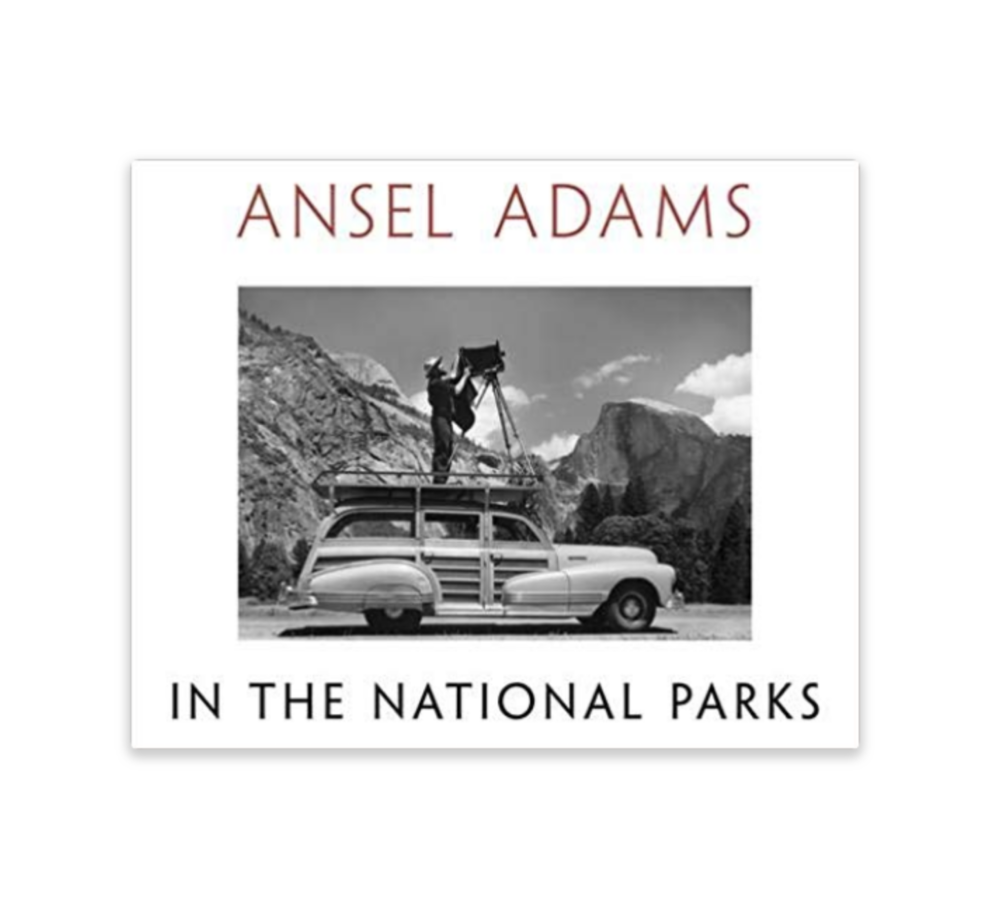 Ansel Adams Book