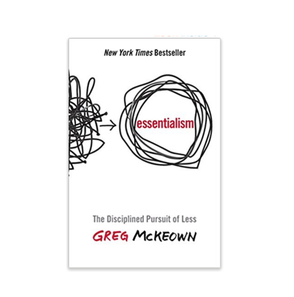 Essentialism Book