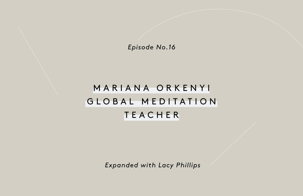 Mariana Orkenyi Meditation Teacher