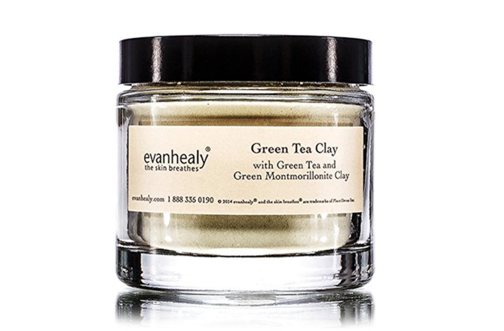 Green Tea Clay