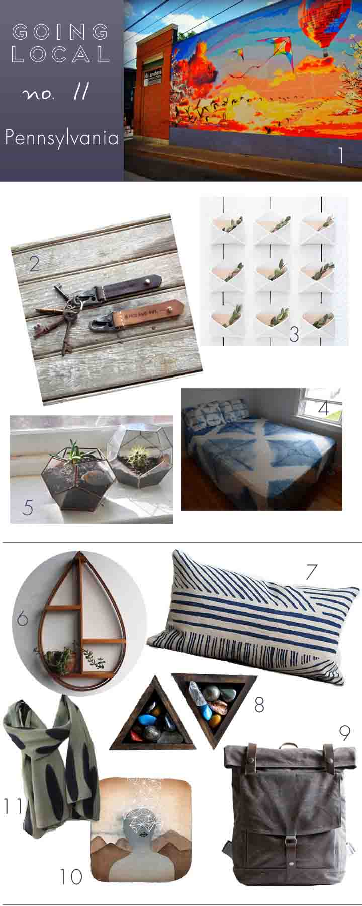Pinterest-Etsy Pennsylvania Roundup-  Go Local