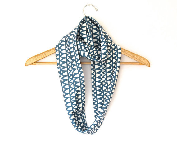 infinity scarf  by cloth and ink