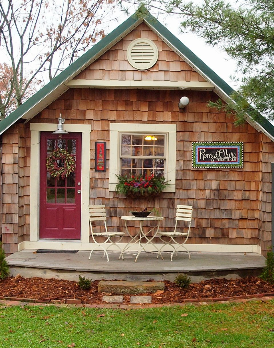 The Studio in rural Jasper, Indiana.