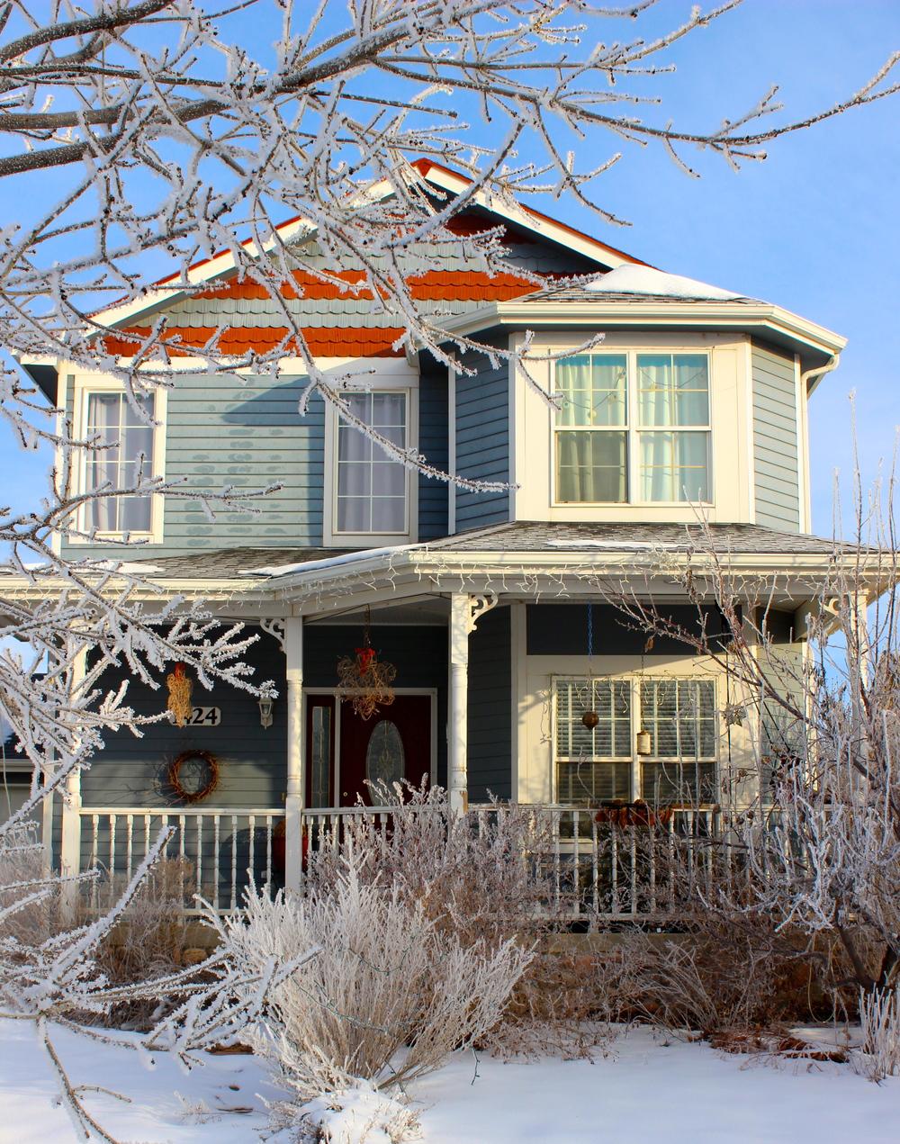 home studio in Colorado