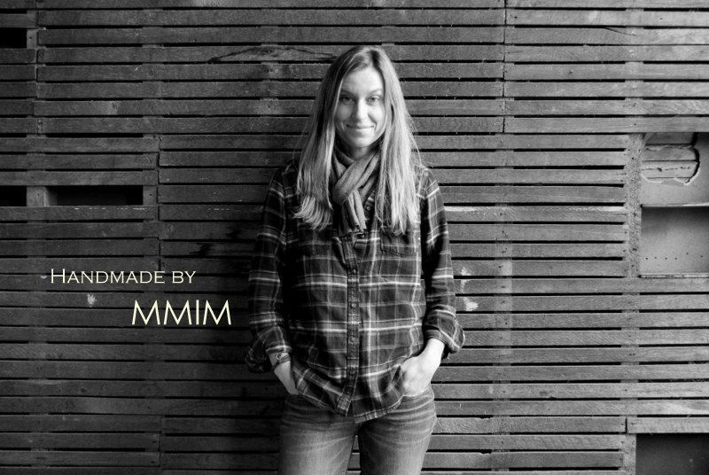 Brooke the owner, maker, and designer at  Mmim .