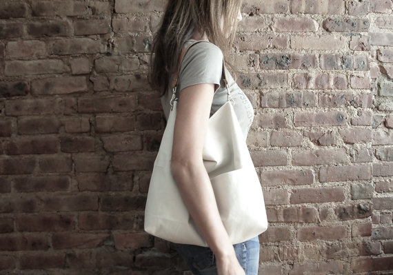 a tote designed by Janine