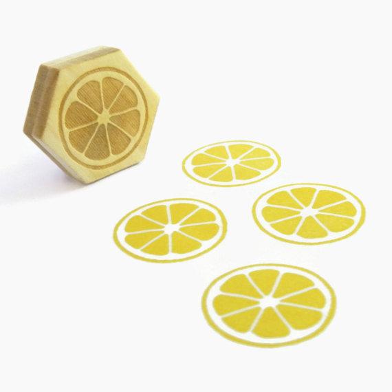 lemon  stamp  :: creatiate