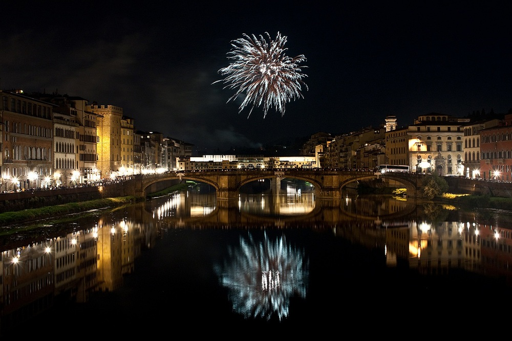 San Giovanni Fireworks June 24th