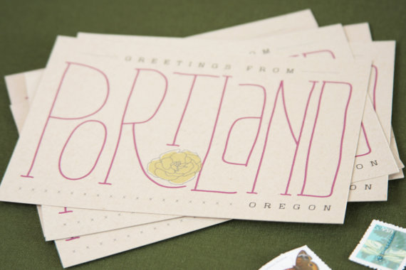 Portland Postcards