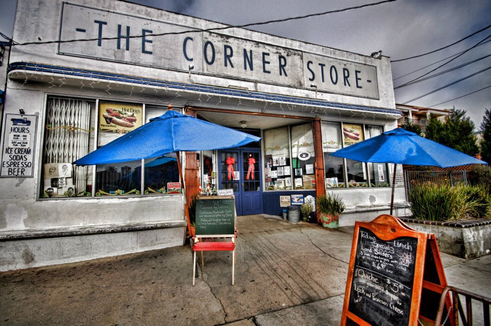 The Corner Store - San Pedro, California  Photo courtesy of Yelp.  Click photo and check out the Yelp reviews.