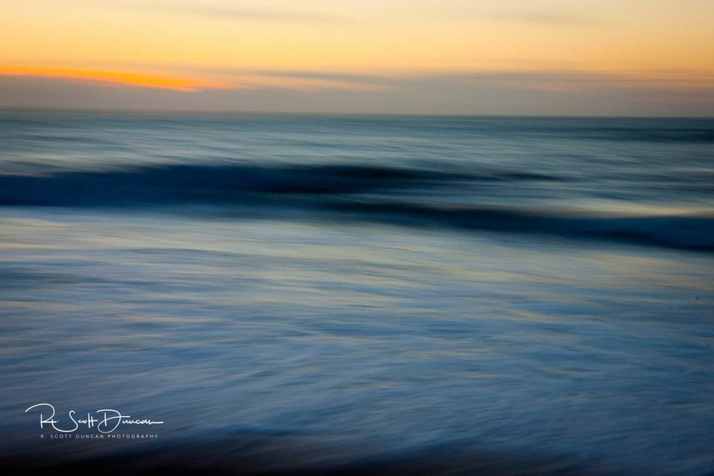 Ocean Waves Sunrise - 0.8 at F29