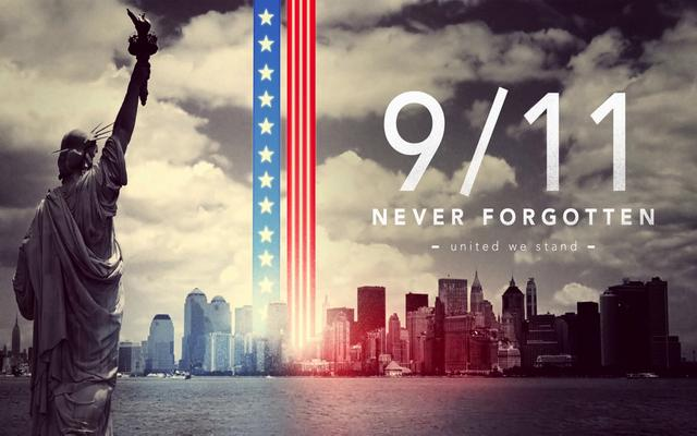 I remember waking early that day.  A plane had crashed into building one, and the Good Morning America hosts were frantically trying to tell the American public what had happened.  I remember watching moments later as building two was attacked.  Watching still as the buildings later collapsed with thousands of victims and first responders...moms, dads, sons, daughters...trapped inside.  I remember the grief that day and the days and weeks that followed, but I also remember the way Americans responded.  Strong.  Pulling together.  Behaving in kinder, more forgiving ways to one another.  Teach your kids what happened that day.  We can't forget such a landmark event in our history.  In the world's history.  And try to teach them, too, to be kind, to treasure the ones they love, and to show others grace as they move through life.  Remember the tragedy but remember the bravery and goodness, too.  We wish love and peace to all the families affected by the tragedy on 9/11/01.