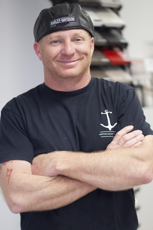 CEO - James Hall