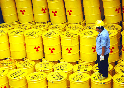 Nuclear Waste - Alliance for Nuclear Accountability