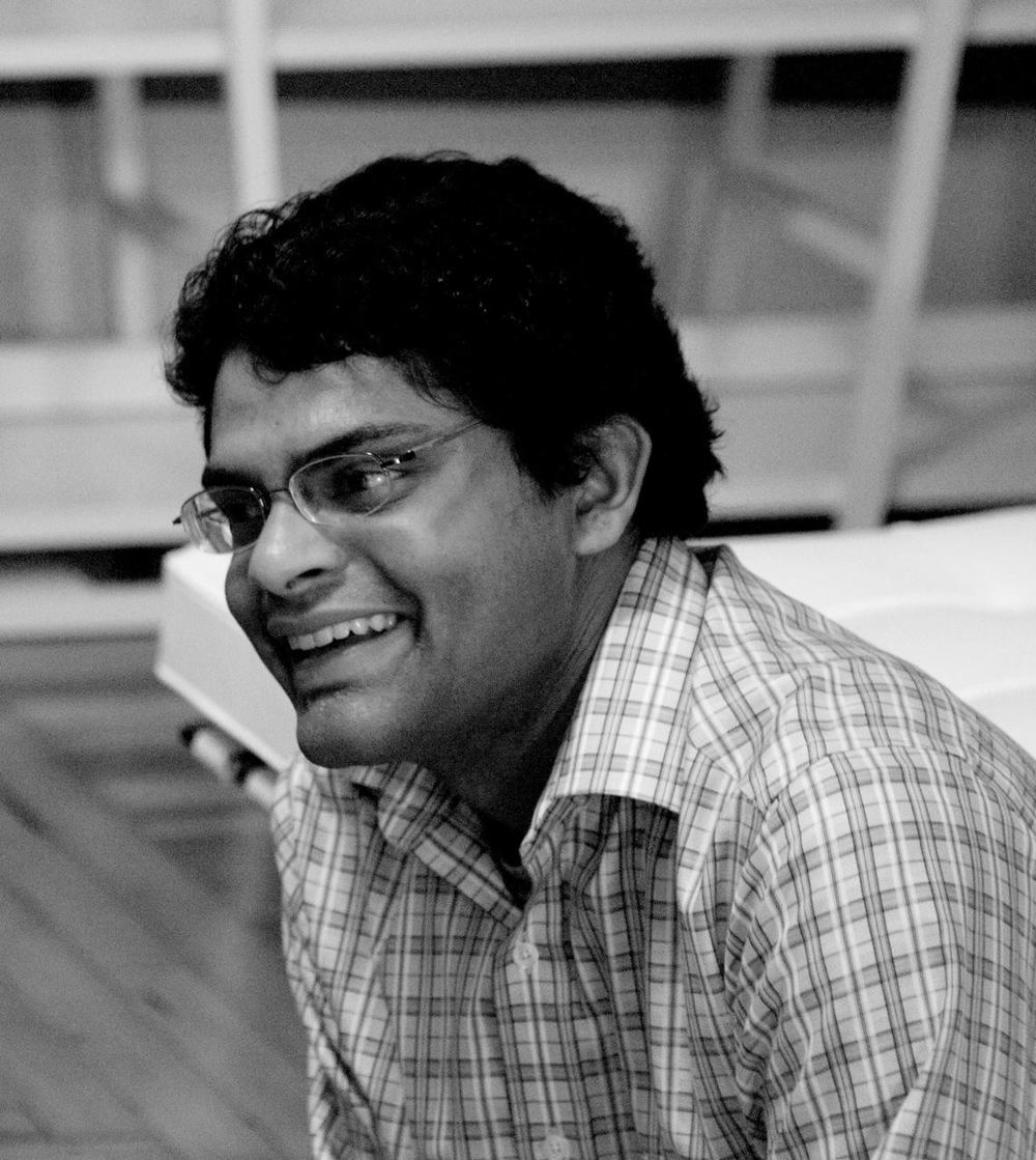 Ashish Sinha - Program Director