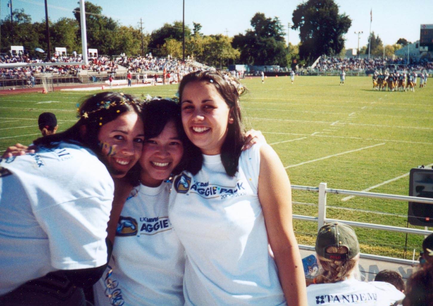 1999 UCD Homecoming Game