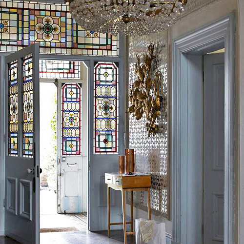 Fancy Hallway