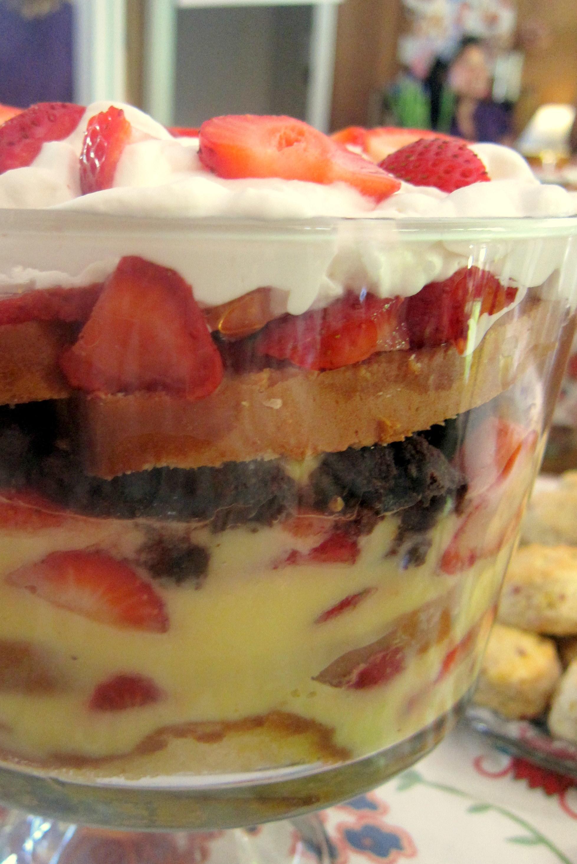 Rachel's Trifle