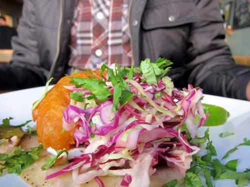 Fish Taco. California classic.