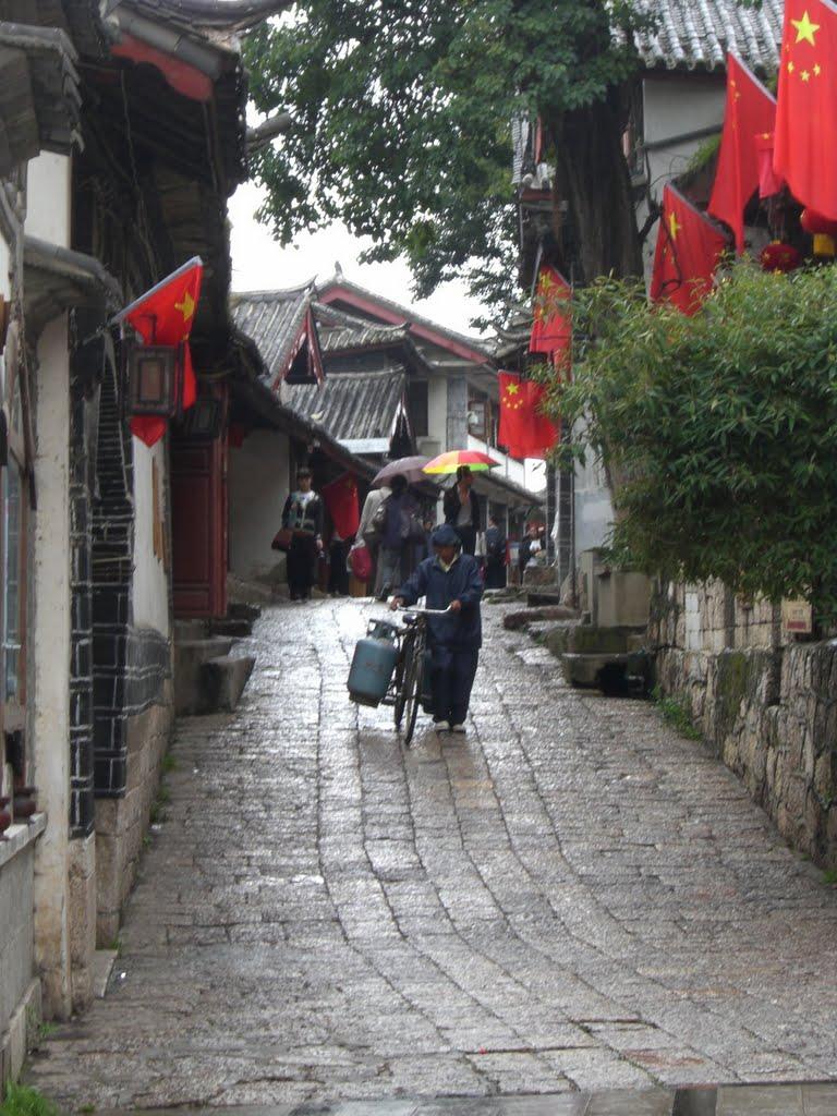 Naxi Style in Lijiang