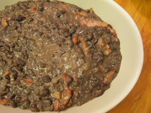 Frijoles Refritos: Fried Beans