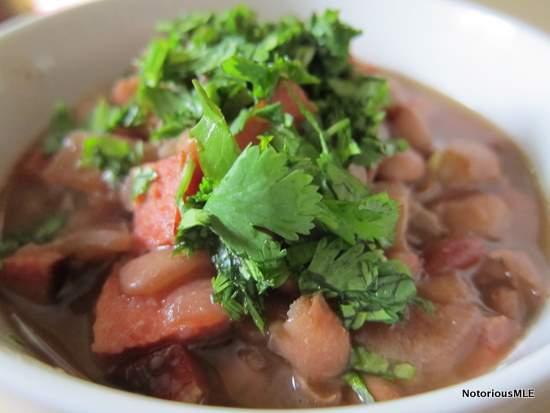 Frijoles de la Olla Tradicional o Moderna: Home-Cooked Beans